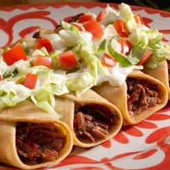Taquitos-Mexicanos